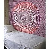 Z-Tapestry Patrón geométrico Tapiz, Restaurante Hotel Fondo Muro Exterior Tapicería portátil Toalla de Playa Mantel Cortina Fotografía Suspensión Colgar Tela (Color : G)