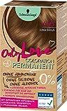 SCHWARZKOPF ONLY LOVE Coloration, Haarfarbe 6.50 Kakaobraun, Stufe 3, 3er Pack (3 x 143 ml)