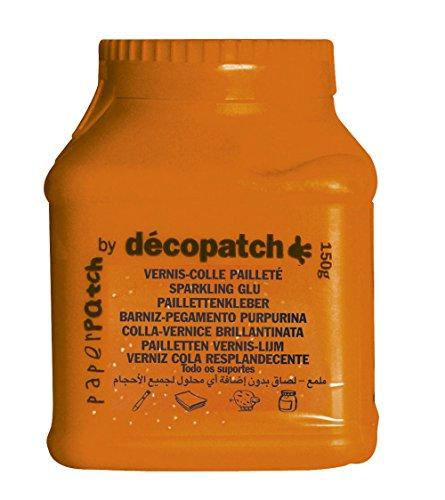 Décopatch Paperpatch Glitter 150g lijm.