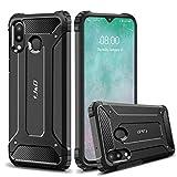 J&D Case Compatible for Galaxy M20 Case, Heavy Duty