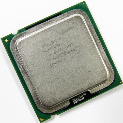 3,4 GHz Intel P4 650 800 MHz 2MB LGA775 JM80547PG0962mm Prozessor