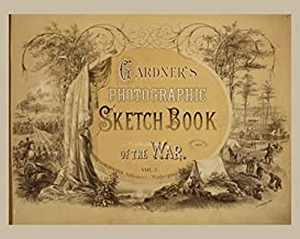 ClassicPix Photo Print 11x14: Gardner's Photographic Sketch Book of The War, Circa 1865