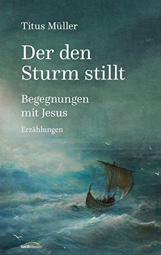 Der den Sturm stillt: Begegnungen mit Jesus. Erzählungen.