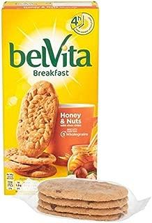 Belvita Honey & Nut Breakfast Biscuits - 5 x 45g