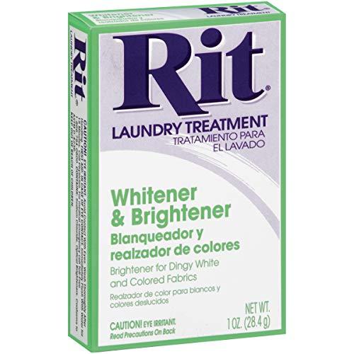 Rit Dyes 1 oz. box fabric whitener powder,1.0 Oz.
