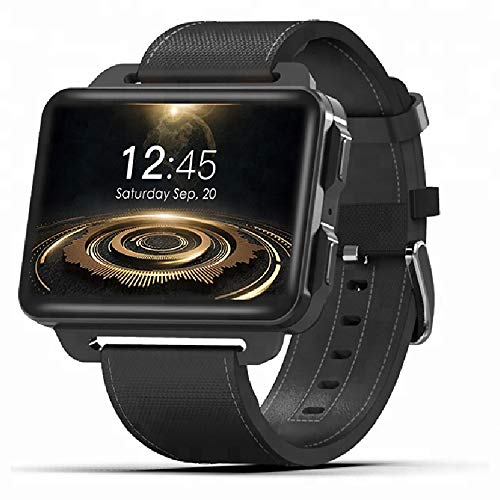 HXwsa Smart Watch, 1.3 MP Camera, 2.2 Inch Screen, Quad-Core Cpu, Bluetooth 4.0,Hartslagbewaking, Gps Wifi, Met Microfoon Sport Smart Polshorloge Armband Voor Kinderen Vrouwen En Mannen, C