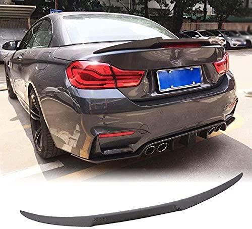 Modificación del Coche del Alerón De La Puerta Trasera del ala Trasera De Los Coches para BMW F33 435i 420i 440i F83 M4 Convertible 2014-2019.