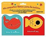 Berta La Ballena. Arturo El Pez (Mis pequeños libros para la bañera)