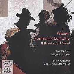 Concertos pour Contrebasse-Trésors Oubliés Vol.3