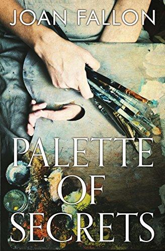Book: Palette of Secrets by Joan Fallon