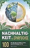 Nachhaltigkeit für Sparfüchse: 100 Tipps und Tricks, mit denen Sie die Welt (und Ihr Portemonnaie) retten