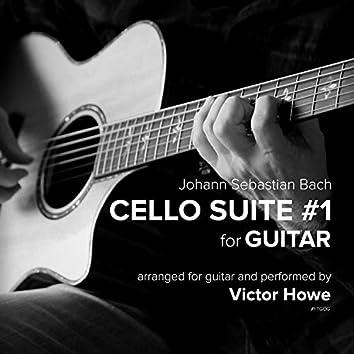 Cello Suite #1 for Guitar