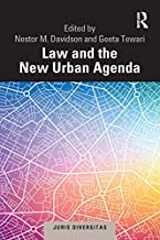 Law and the New Urban Agenda: A Comparative Perspective (Juris Diversitas)