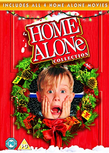 Home Alone Collection (4 Titles) DVD [UK Import]