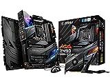 MSI - MEG Z490 Godlike - Placa Base Enthusiast Gaming (10th Gen Intel Core, LGA 1200 Socket, DDR4, SLI/CF, Triple Ranura M.2, Thunderbolt 3 Type-C, Wi-Fi 6, Mystic Light RGB)
