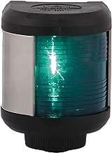 Aqua Signal Series 40 Starboard Side Mount Light - Black Housing [40200-7]