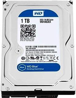 Western Digital WD10EZEX, Disco Rígido Interno, 1000 GB, Caviar Blue