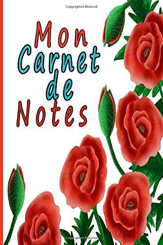 Mon Carnet de Notes: Carnet à remplir + Todo list (142 pages)