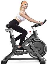 دراجة تمارين مستقيمة (دراجات الاستوديو الداخلية)، معدات اللياقة المنزلية الرياضة دراجة اللياقة البدنية للدراجات الهوائية ل...