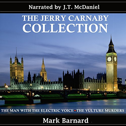 The Jerry Carnaby Collection audiobook cover art
