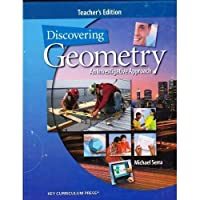 Discovering Geometry: An Investigative Approach Teacher's Edition【洋書】 [並行輸入品]