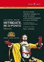 Mozart: Mitridate, Re Di Ponto [DVD] [Import]