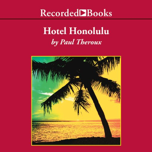 Hotel Honolulu audiobook cover art