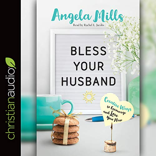 Bless Your Husband audiobook cover art