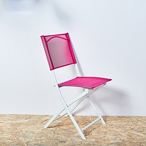 MAZHONG Tabourets Mobilier d'extérieur chaise pliante chaise de bureau à domicile chaise de loisirs chaise arrière chaise de plage chaise de dortoir (Couleur : B)