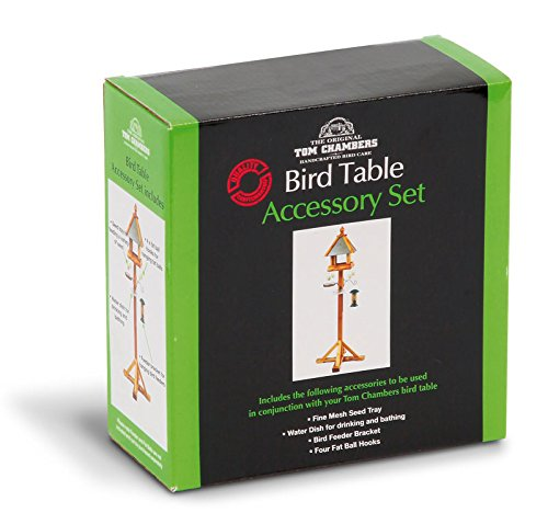 Tom Chambers Bird Table Accessory Set