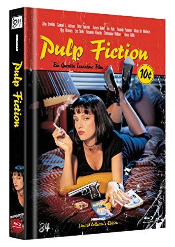 Pulp Fiction - Limited Collector's Edition Mediabook (Cover C) - limitiert auf 300 Stück