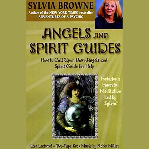 Angels and Spirit Guides audiobook cover art