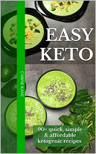Easy Keto by Kane, Carine ebook deal
