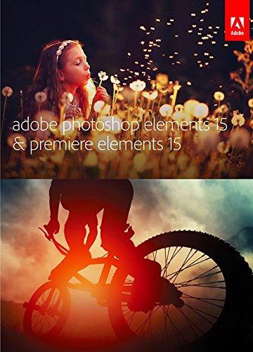 Adobe Photoshop Elements 15 & Premiere Elements 15 [Old Version]