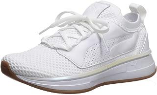 PUMA Womens 19293101 Sg Runner White Size: