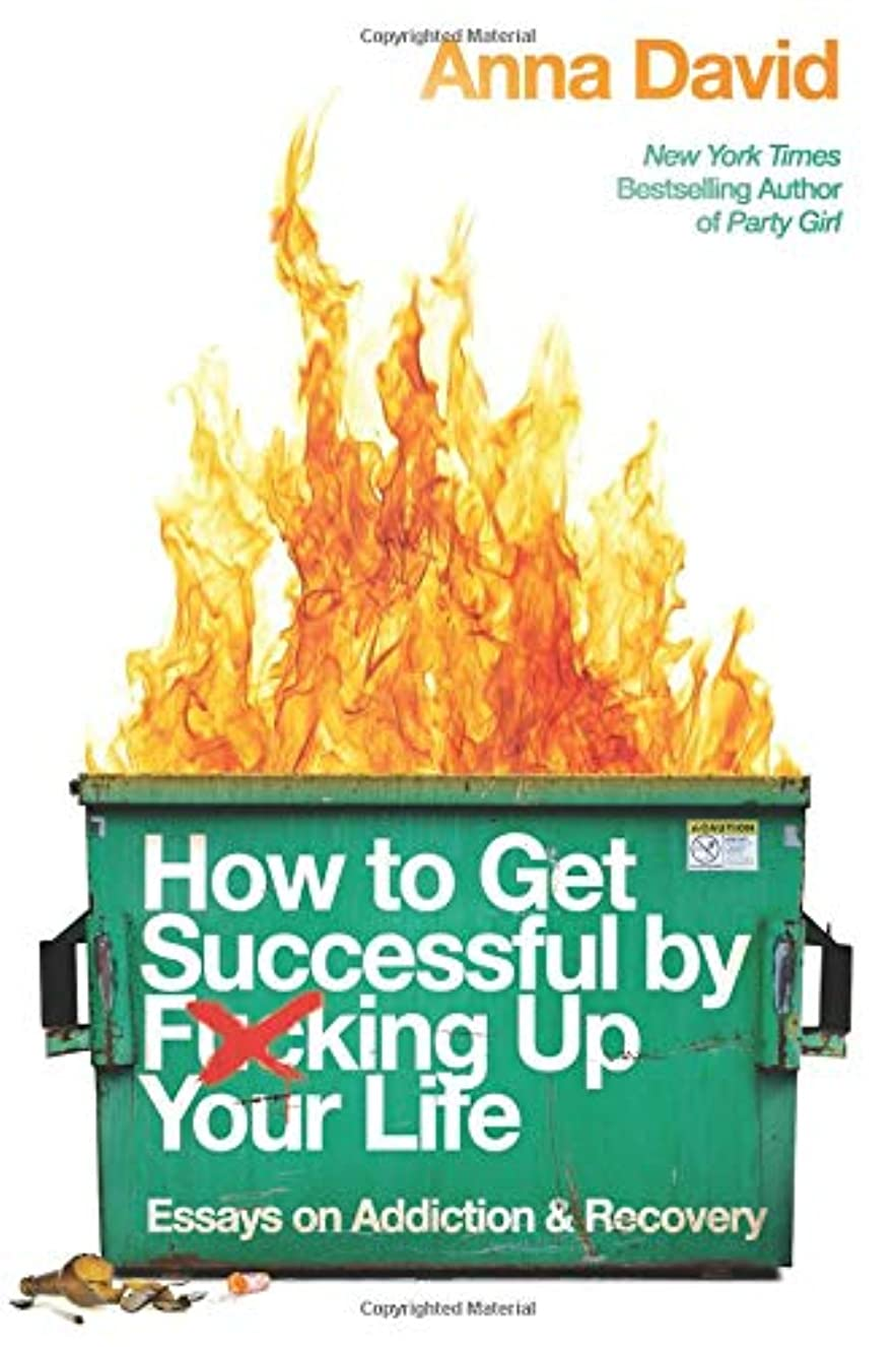 直接ミュート弾薬How to Get Successful by F*cking Up Your Life: Essays on Addiction and Recovery