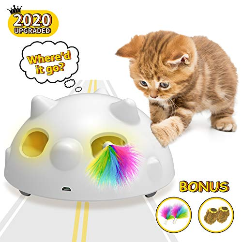 (60% OFF Coupon) Interactive Cat Toy $16.00