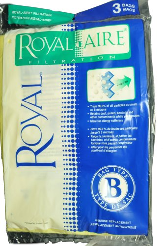 Royal Type B Vacuum Cleaner Bags