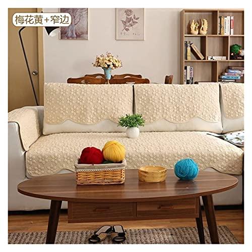 Rowe De Doble Cara del algodón del sofá Fundas de Cojines Cuatro Estaciones Sofá Toalla Simple Moderna Sala de Estar de la Esquina del sofá de la Cubierta de los apoyabrazos de Toallas