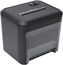 $460 » CMMWA Shredder for Home/Office Mini Portable File Shredder Cross-Cut Paper,Overheating Protection,Induction Feeding Paper,...