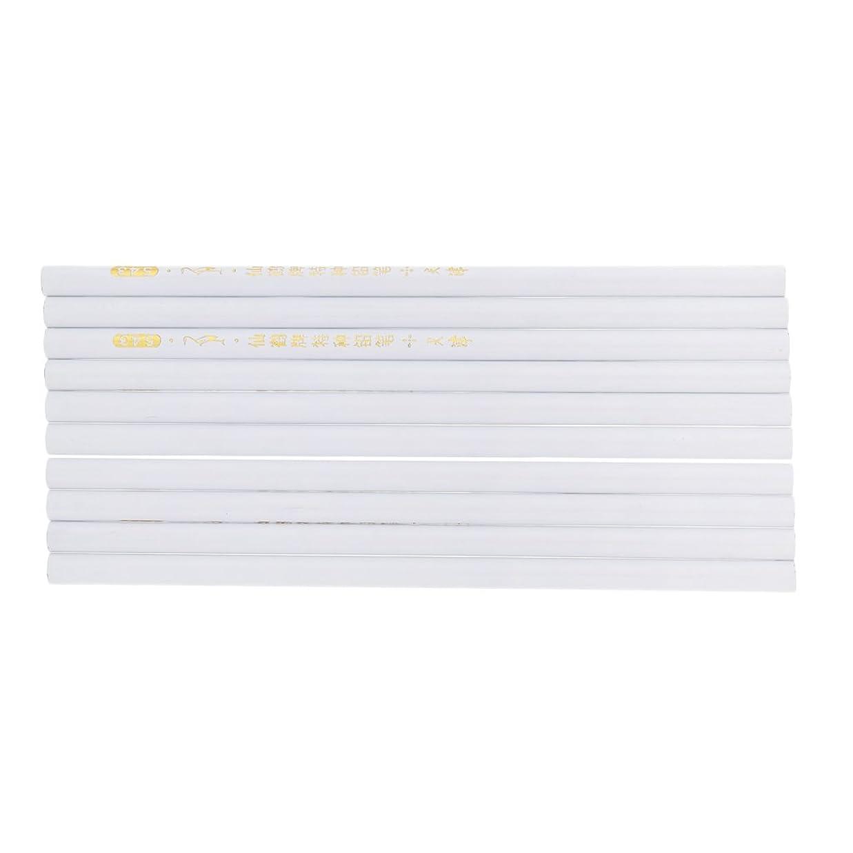非常にポジティブ形Kesoto 10本 ラインストーンピックアップ鉛筆 ラインストーン クリスタルピックアップ 鉛筆 ネイルアート 接着ピッカーペンツール