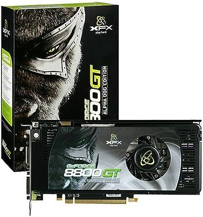 XFX PVT88PYHF4 GeForce 8800 GT 512MB DDR3 PCI-E 2.0 DVI PCI-E 2.0 HDTV Video Card