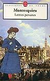 Lettres persanes - Introduction, commentaires et notes de Paolo Carile - Le Livre de Poche - 01/01/1995