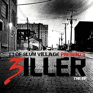 T3 of Slum Village Presents: 3iller (Instrumental)