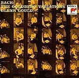 バッハ:ゴールドベルク変奏曲 (55年モノラル盤)(グールド(グレン))