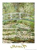 1art1 Claude Monet - Der Seerosenteich Und Die Japanische