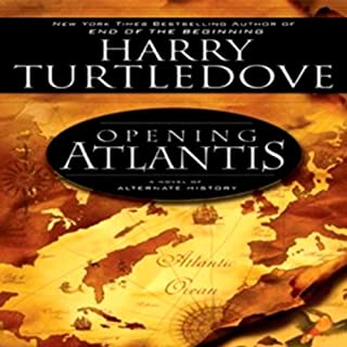 Opening Atlantis audiobook cover art