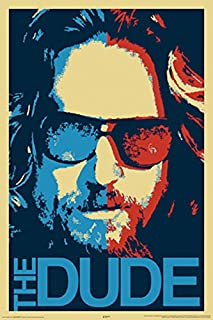 THE BIG LEBOWSKI POSTER THE DUDE (24