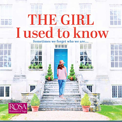 The Girl I Used to Know audiobook cover art