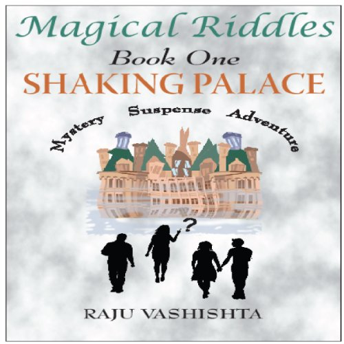 Magical Riddles Book One Shaking Palace cover art